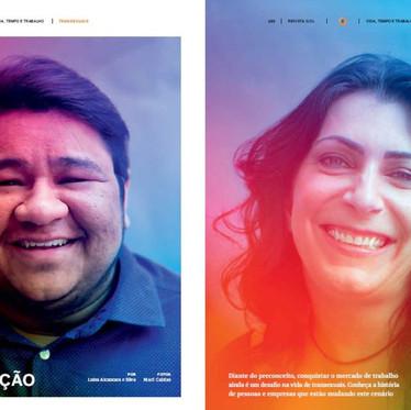 Revista GOL faz matéria sobre transexuais e o mercado de trabalho