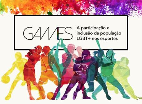 Diversidade e inclusão nos esportes é o tema do primeiro encontro do GAMES.