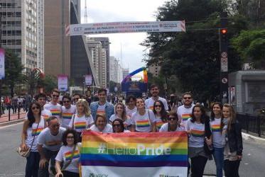 Microsoft Brasil apoia a causa LGBT