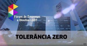 Vídeo: tolerância zero.