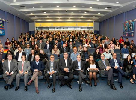 O 14º Fórum celebrou 5 anos do Fórum de Empresas e Direitos LGBT+ com a presença de nove presidentes