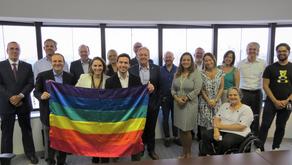 Reunião do Comitê de Presidentes foi na UBER e tratou do Plano de Ação 2018