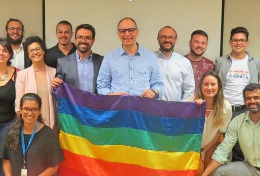 Criação e o fortalecimento de Grupos de Afinidade LGBT+ foram temas de workshop promovido pelo Fórum