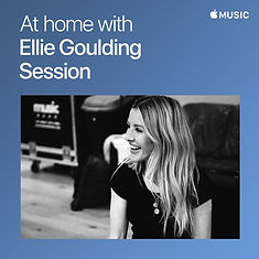 [6] 20_08_07 - Ellie Goulding - At Home
