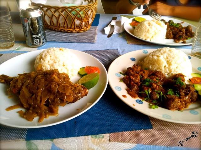 Que se come en Senegal?