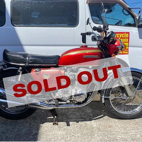 【SOLD OUT】CB750K0  金型初期 お宝パーツ満載 未再生原型車両【税込・乗り出し価格】¥3,000,000