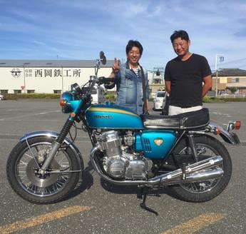 高知県へ ご納車!