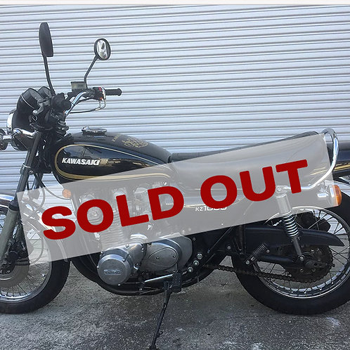 【SOLD OUT】Kawasaki KZ1000 車検付き
