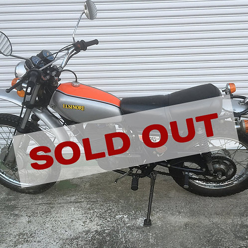 【SOLD OUT】HONDA MT250 エルシノア 美車