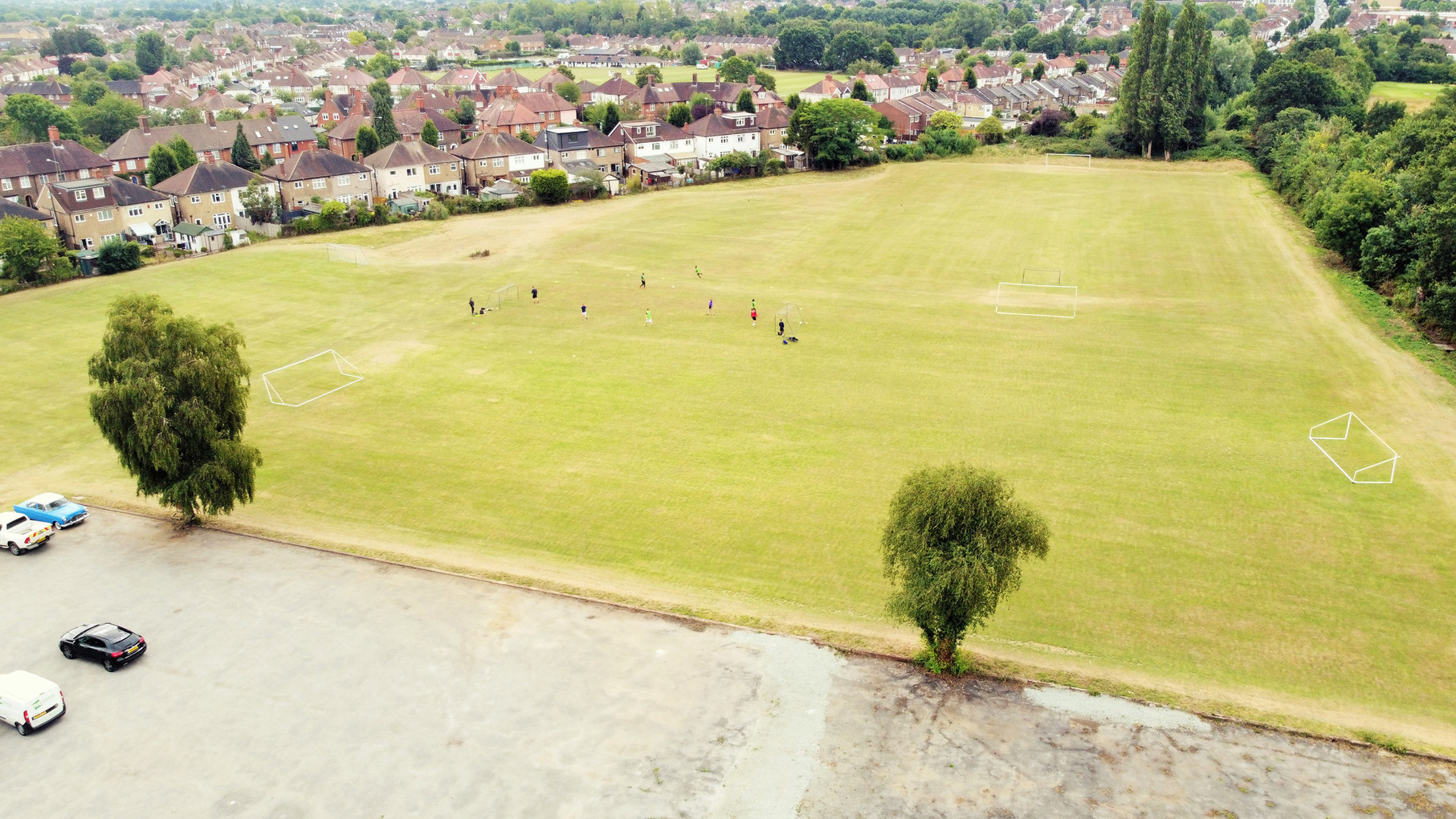 FOOTBALL PITCHES & CLUBHOUSE
