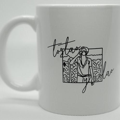 Tostao & Colao Mug