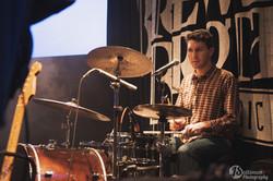 Pudge Gervais (Drums & Vocals)