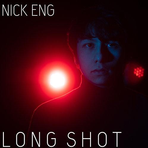 """""""Long Shot"""" Full-length studio album CD"""