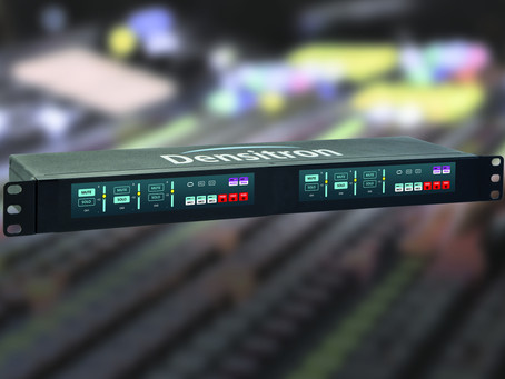 World's First 1U Rack High-Resolution IPS Touch Display