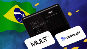 MultTV partners with MwareTV to launch its multi-tenant TV as a Service in Brazil