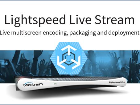 V-Nova PERSEUS Plus available in Telestream Encoding Solution