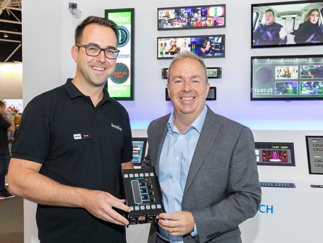 Densitron and Sonifex announce audio and video display development collaboration