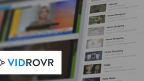 Mediaproxy, Logserver, Vidrovr, Logging, Compliance, OTT, MachineLearning, Live Video, Video Monitor