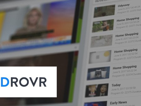 Mediaproxy, Logserver, Vidrovr, Logging, Compliance, OTT, MachineLearning, Live Video, Video Monitor