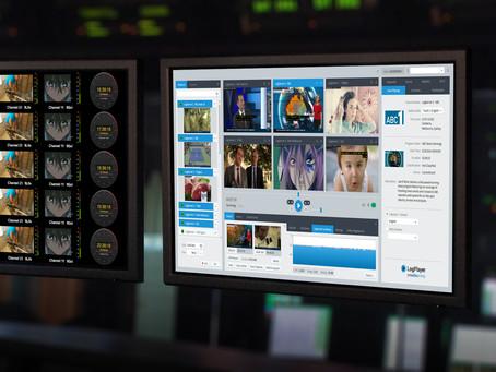 Télé-Québec Monitors with Mediaproxy