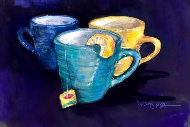 Tea for Three