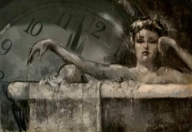 Warm Bath at Midnight