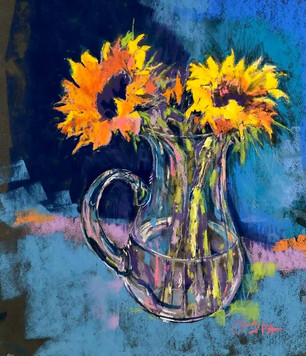 Sunshine in a Pitcher (SOLD)