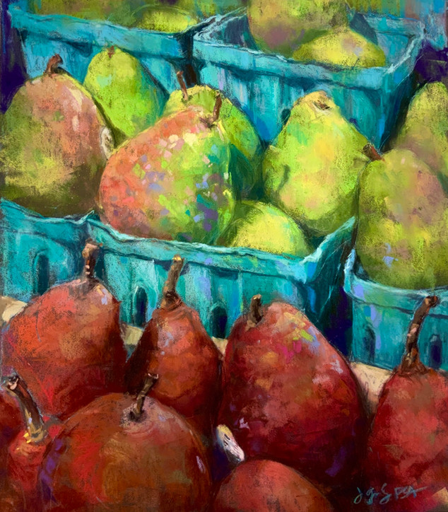Plethora of Pears (SOLD)