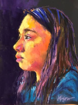 Young Lady (Sold)