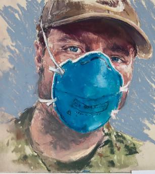 Blue-Eyed Hero