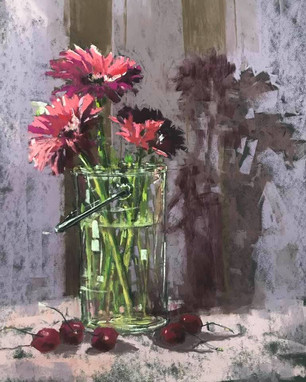 Glass and Shadows (SOLD)