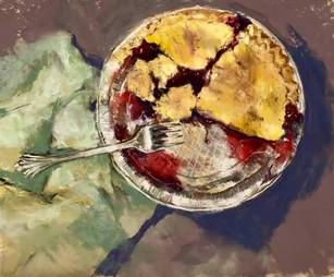 Cherry Pie (SOLD)