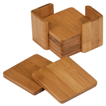 C3 - 3.75 x 3.75 6pc Bamboo Set - Square