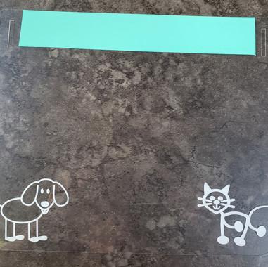 Puppies & Kittens - Light Green Band