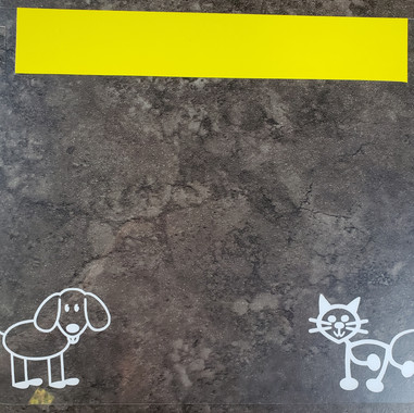 Puppies & Kittens - Bright Yellow Band
