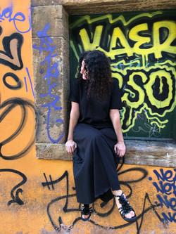 Vestido Janka negro