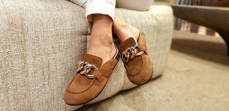 Mocasines descalzos