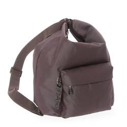 Bolso mochila marrón