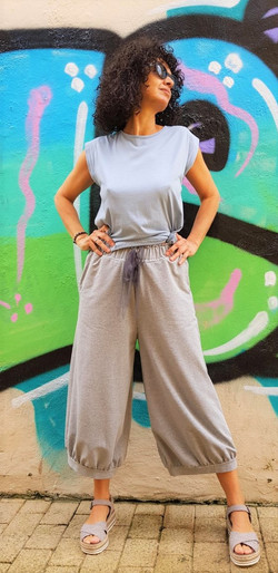 Pantalón Celiane y camiseta Armony
