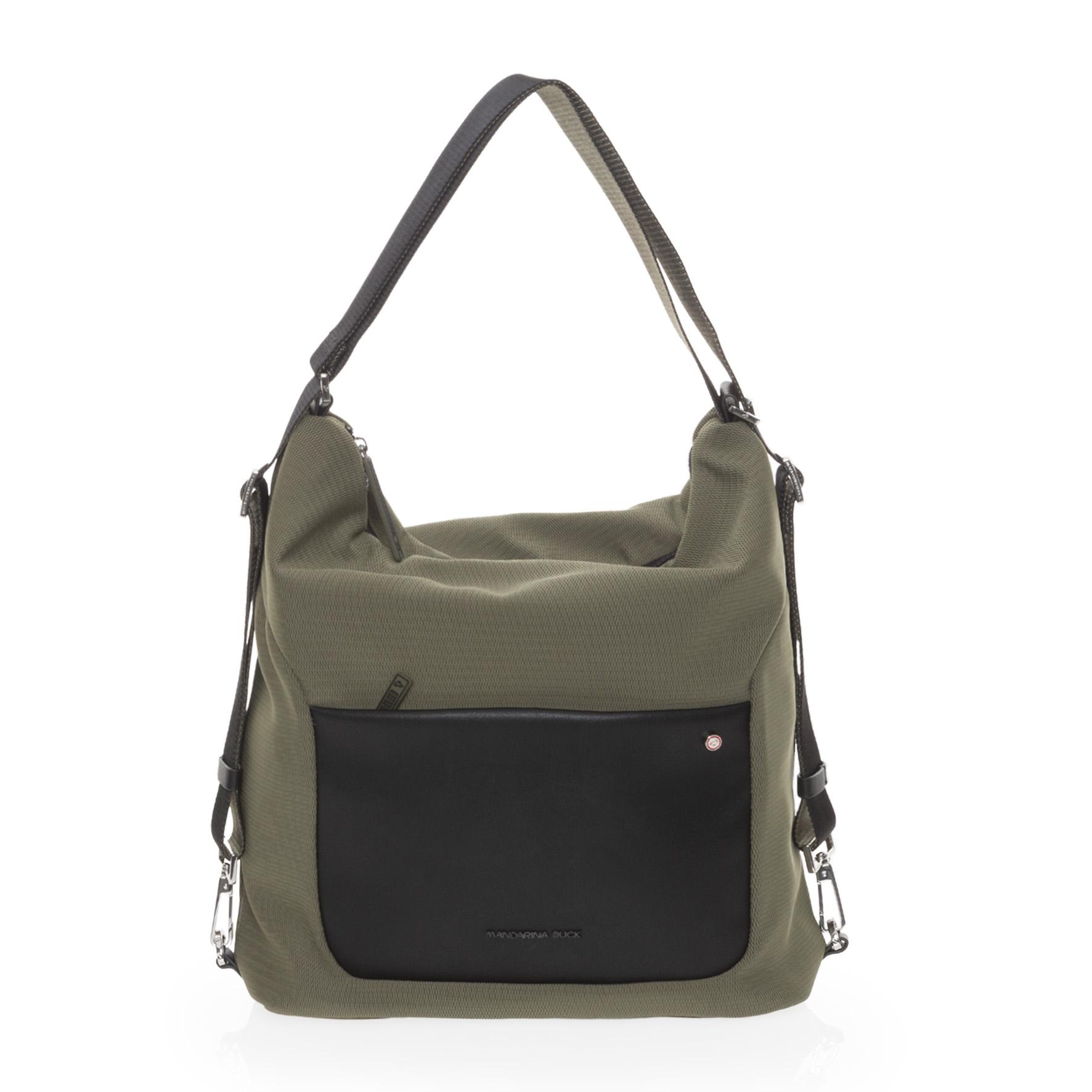 VBT06 Camden bolso mochila verde militar