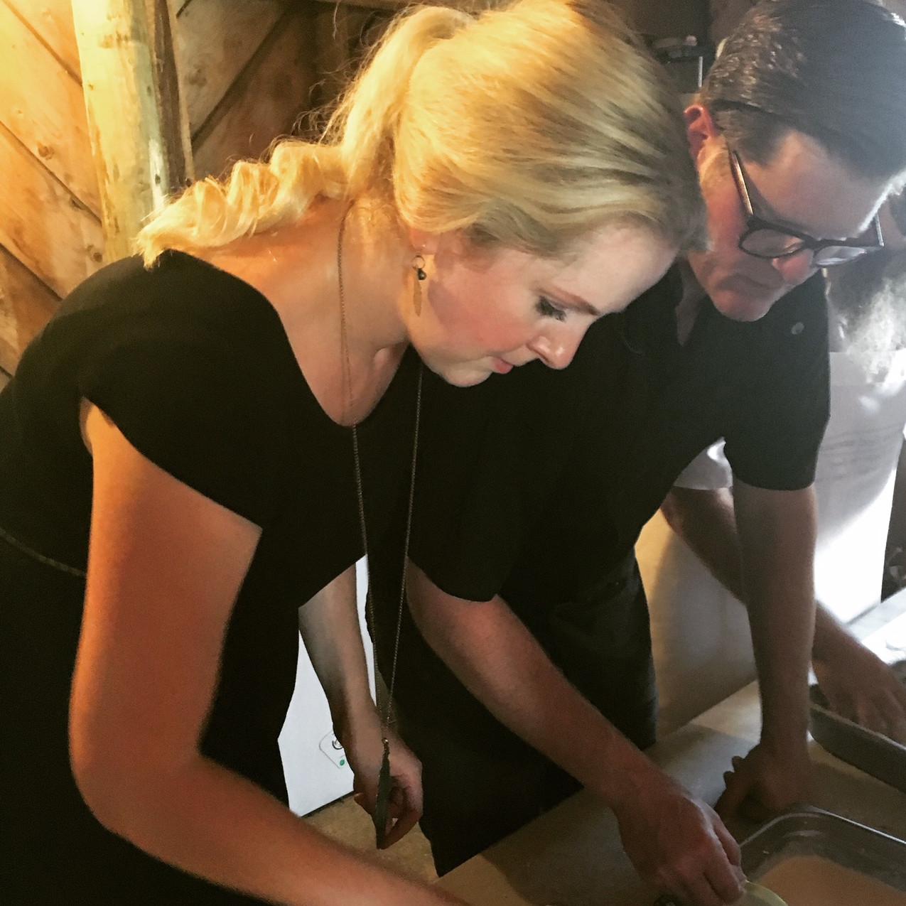 Chef Jered & Lisa