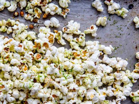 Chef Jered's White Truffle Popcorn