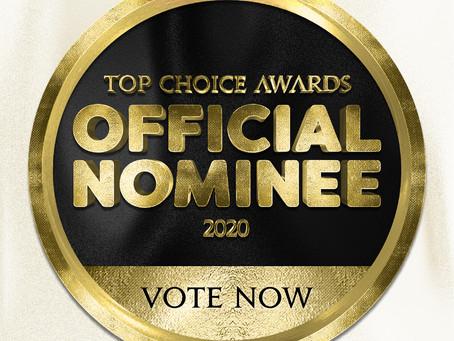 Top Choice Awards 2020