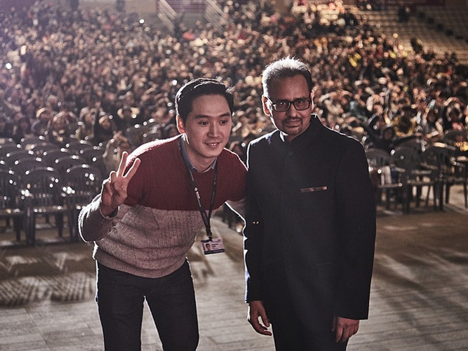부산국제영화제 와이드스크린 상영