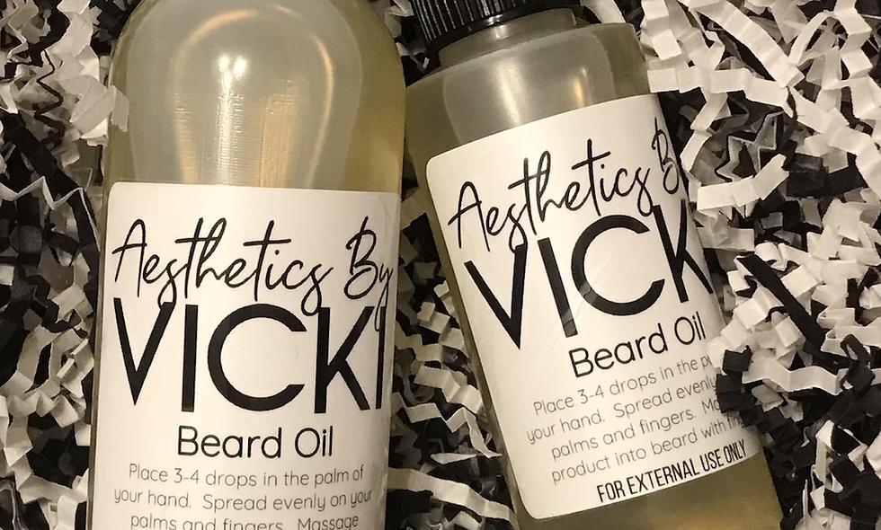 Beard Oil 4oz
