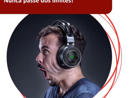 Qual o volume certo para ouvirmos ou mixar uma música?