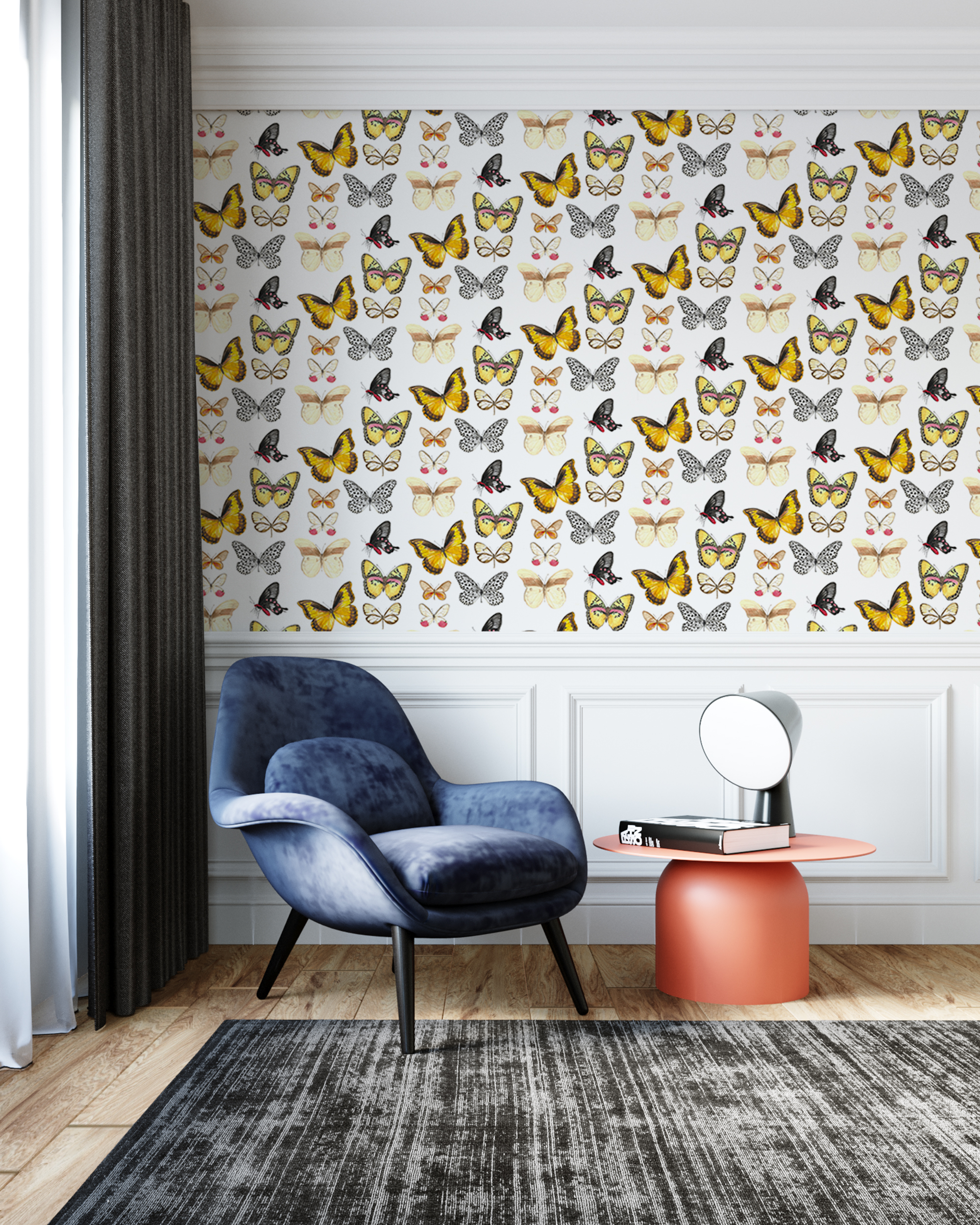 sala borboleta