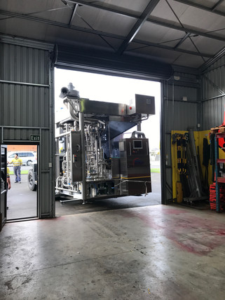 Machinery Relocations