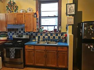 Kitchen Challenge Part 1: Rehabbing an Insufferable Kitchen for an Inspired Chef!