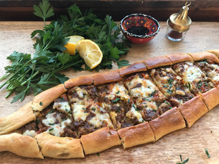 Broad Bites: Pide - Turkish Pizza